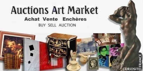 France enchères, Art, Arts, Art Arts, Marché de l'art, Art enchères, enchères antiquités, Art Antiquités, World Auctions,  art auctions, antiques auctions,  world art auction, world antiques auctions,art antiques,